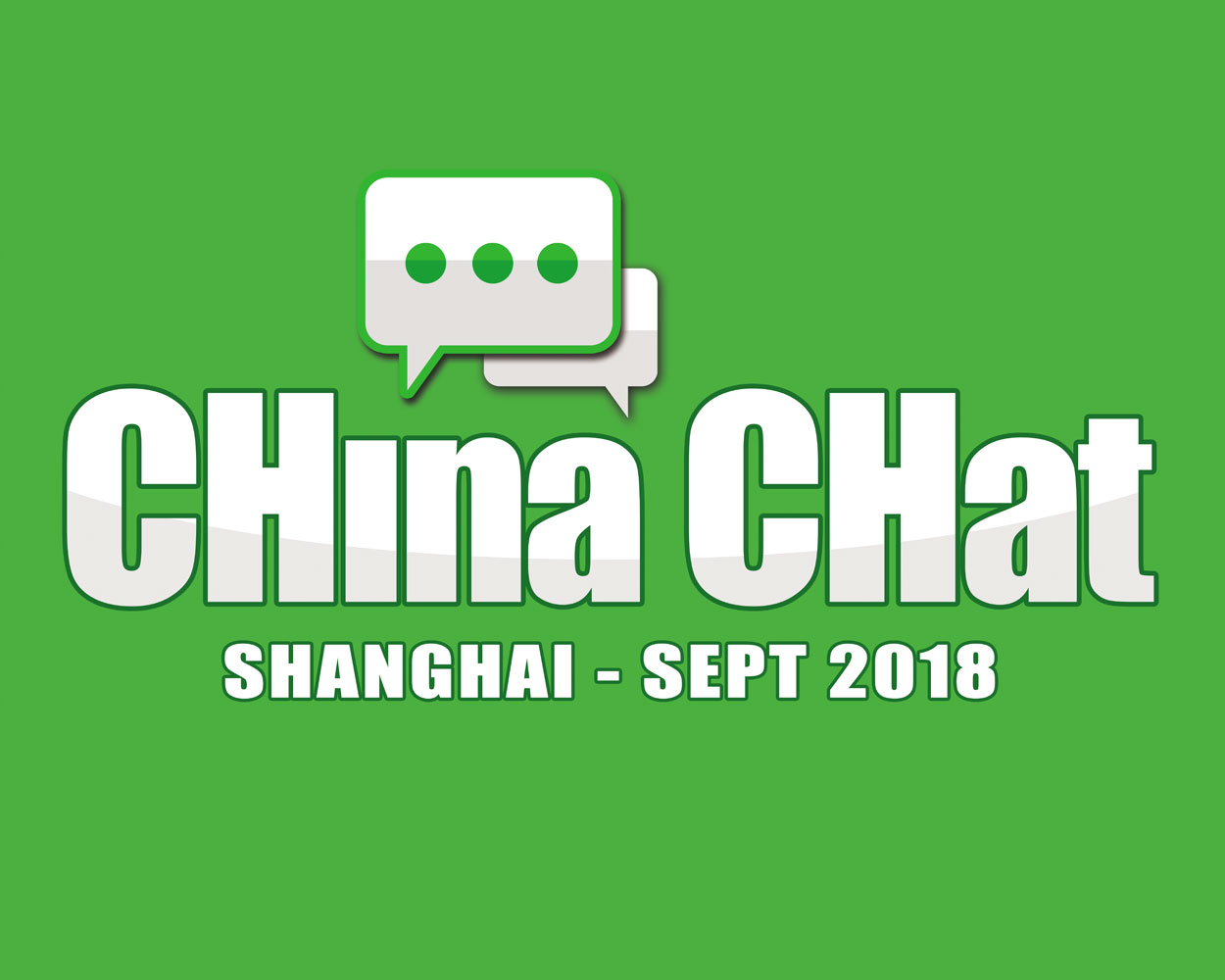 China Chat Event Banner