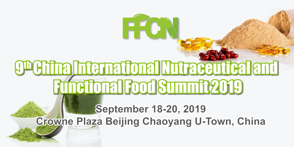 9th China International Nutraceutical and Functional Food