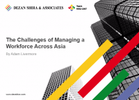 The Challenges of Managing a Workforce Across Asia