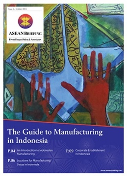 The Guide to Manufacturing in Indonesia magazine