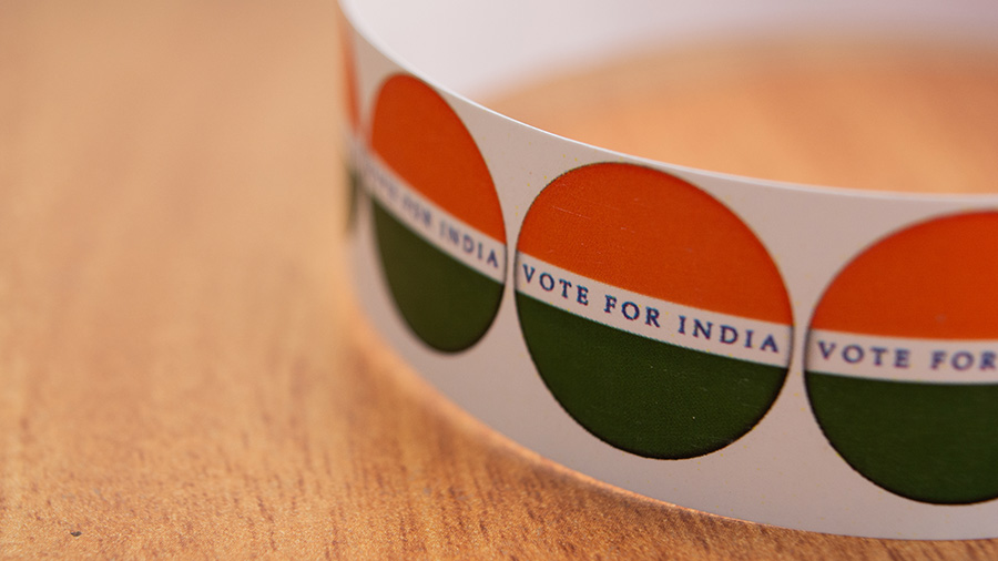 Pre-election Report Card: India