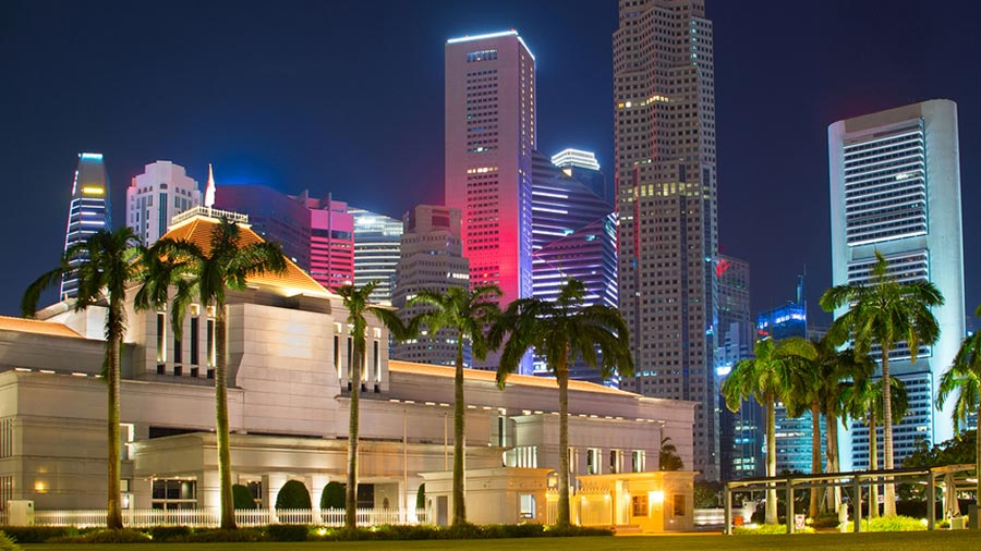 Goods and Services Tax Act - Singapore