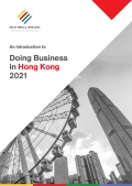 An Introduction to Doing Business in Hong Kong 2021