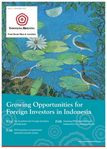 Growing Opportunities for Foreign Investors in Indonesia
