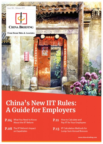China's New IIT Rules: A Guide for Employers