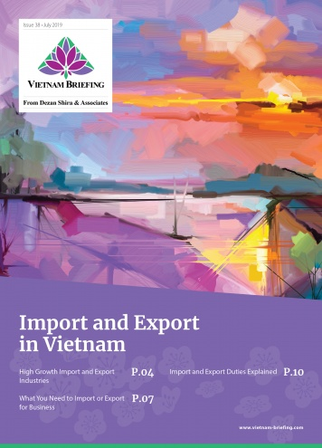 Import and Export in Vietnam