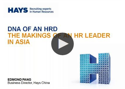 HR Leadership and Managing a Workforce Across Multiple Countries in Asia