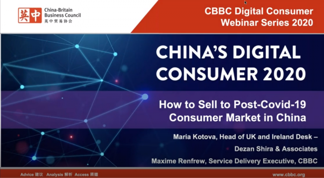How to Sell to the Post-Covid19 Consumer Market in China