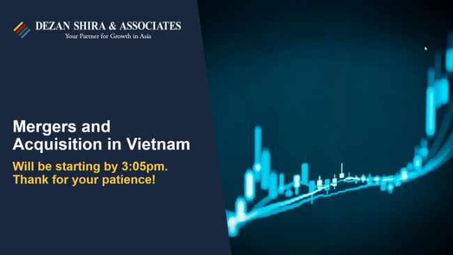 M&A Opportunities and Processes in Vietnam