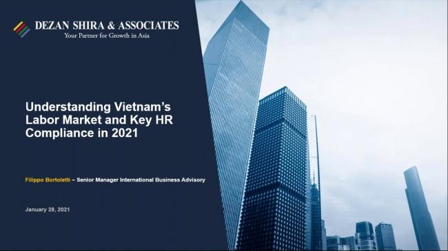 Understanding Vietnam's Labor Market and Key HR Compliance in 2021