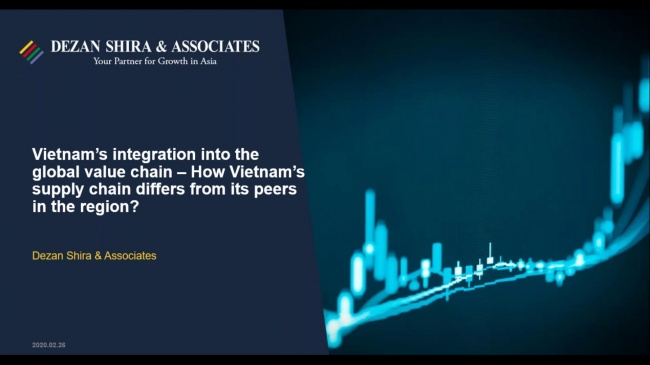 Vietnam's Integration into Global Value Chains: How does Vietnam Differ from its...