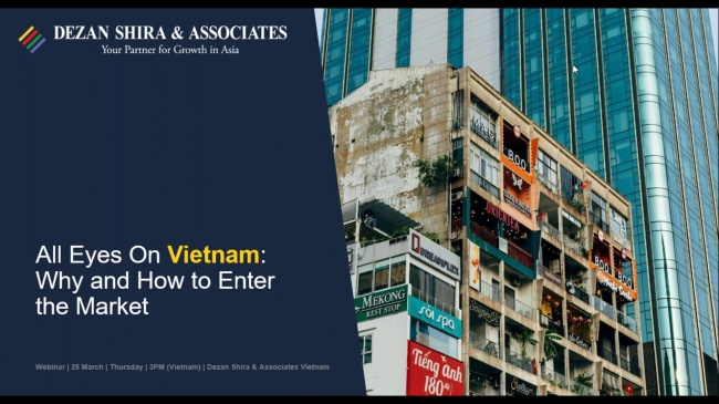 All Eyes on Vietnam – Why and How to Enter the Market