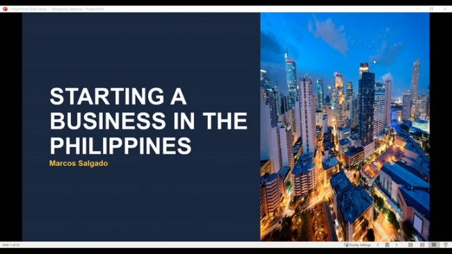 Crash Course on Starting a Business in the Philippines in 2021