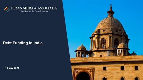 Debt Funding Options in India - Types, Tax Implications, and Regulatory Regime