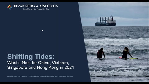 Shifting Tides: What's Next for China, Vietnam, Singapore, and Hong Kong in 20...