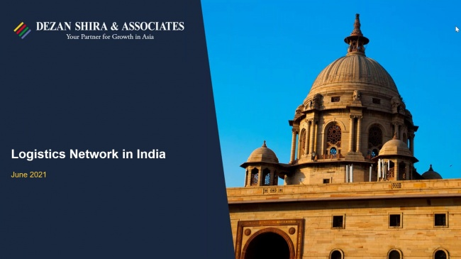 India's Logistics Network – Transportation, Warehousing, and State-Wise Comp...