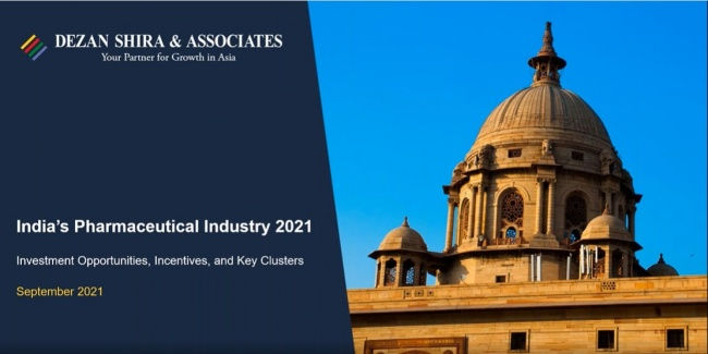 India's Pharmaceutical Industry 2021 – Investment Opportunities, Incentives,...