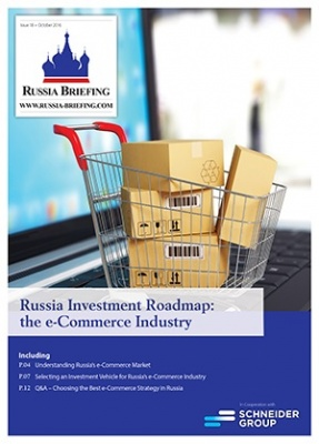 Russia Investment Roadmap: the e-Commerce Industry