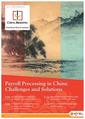 Payroll Processing in China: Challenges and Solutions