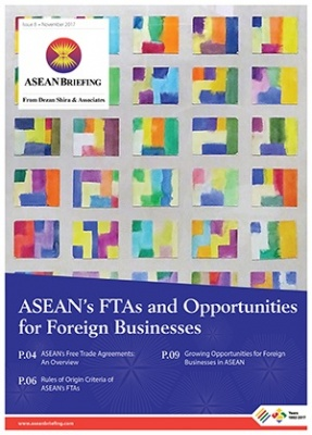 ASEAN's FTAs and Opportunities for Foreign Businesses