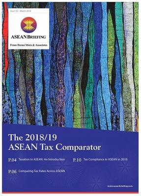 The 2018/19 ASEAN Tax Comparator