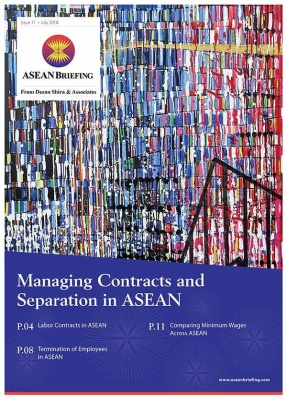 Managing Contracts and Separation in ASEAN