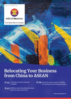 Relocating Your Business from China to ASEAN