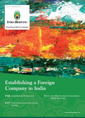 Establishing a Foreign Company in India