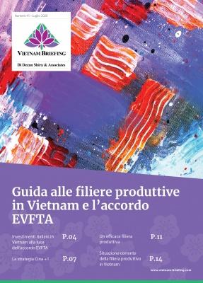 Guida alle Filiere Produttive in Vietnam e L'Accordo EVFTA