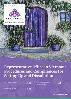 Representative Office in Vietnam: Procedures and Compliances for Setting Up and ...