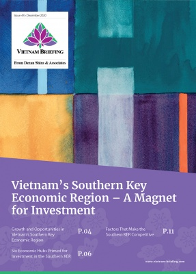 Vietnam's Southern Key Economic Region – A Magnet for Investment