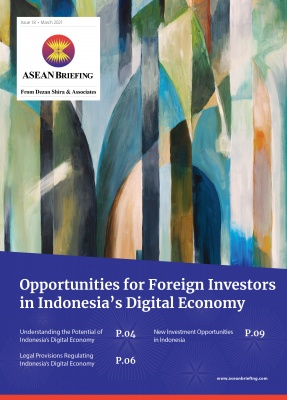 Opportunities for Foreign Investors in Indonesia's Digital Economy