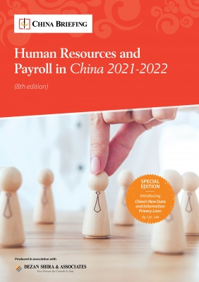 Human Resources and Payroll in China 2021-2022