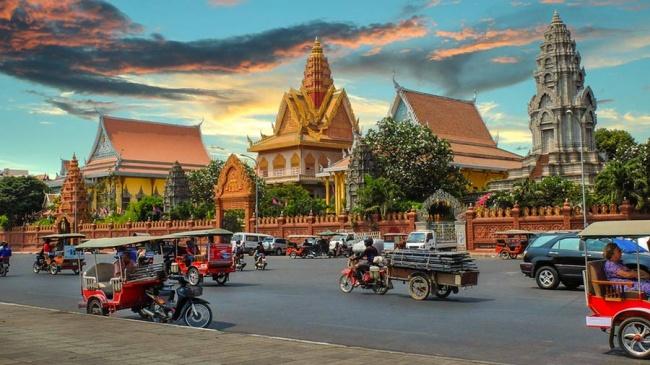 Law on Customs - Cambodia