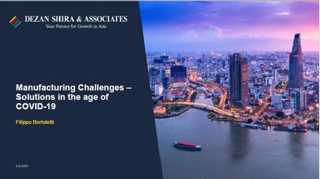 Vietnam's Policies and Supporting Packages for Businesses Impacted by the Four...